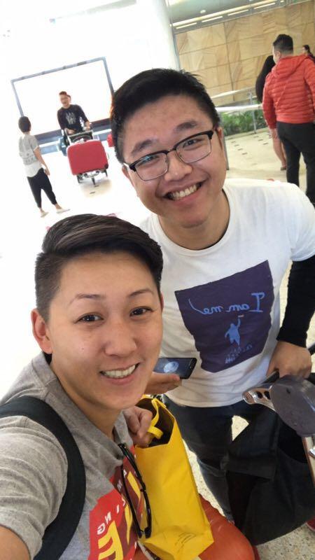 Darick&Raymond in Sydney